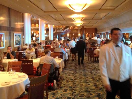 Queen Mary 2_brittania restaurant