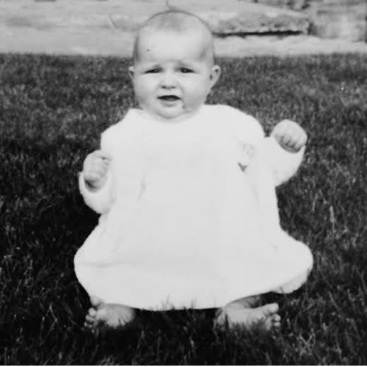 Annabel Candy baby photo
