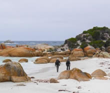 Bay of Fires Hike and beach walking tips