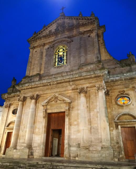 locorotondo church