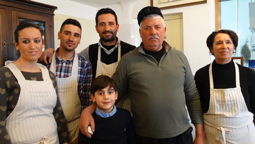 faces of puglia family