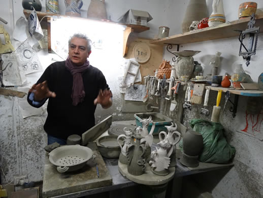 faces of puglia potter