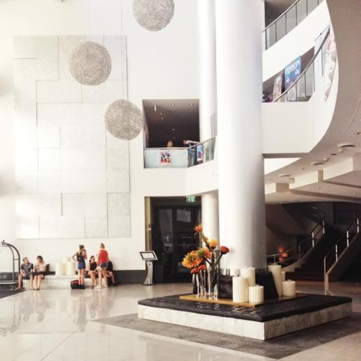 sofitel gold coast lobby