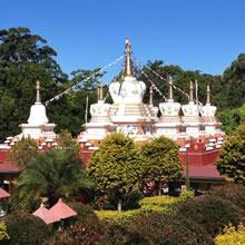 Retreat at Chenrezig Buddhist Institute