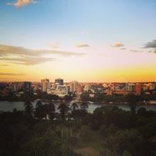 Girl's Getaway Quay West Suites in Brisbane