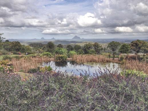 maleny botanic garden review lake view