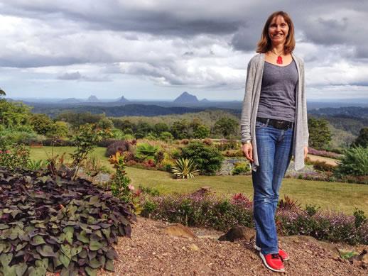maleny botanic garden review views