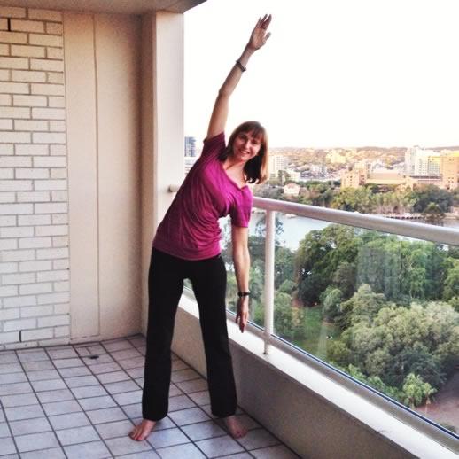 girls getaway brisbane - yoga