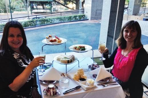 high tea lisa and me
