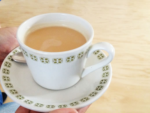 sunspace cafe chai
