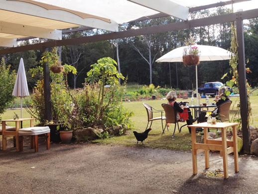 sunspace cafe doonan