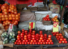 Food Markets for travellers