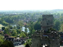 Travel Hot Spot: Warwick Castle in England