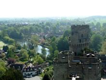 Travel Hot Spot: Warwick Castle in England
