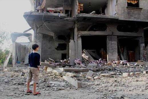 gaza grief