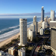 Mantra Sun City penthouse on the Gold Coast