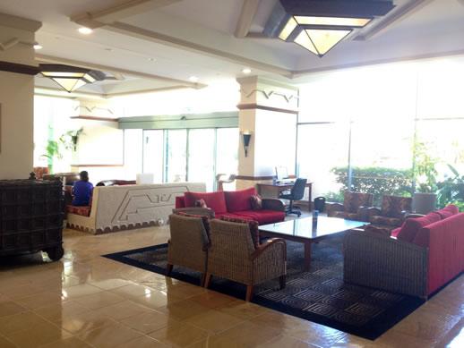 mantra sun city lobby