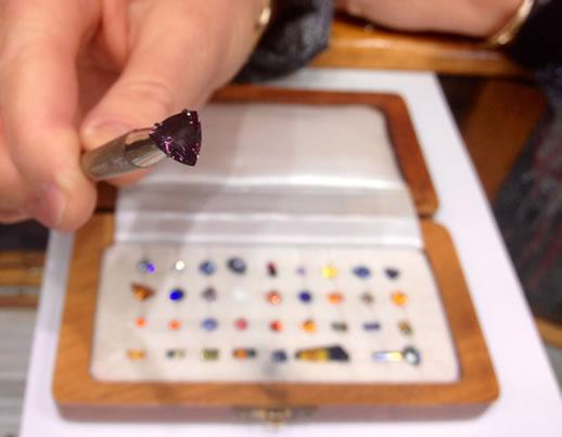 rubyvale purple sapphire