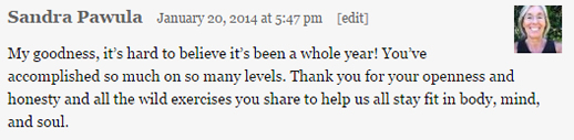 why i write feedback