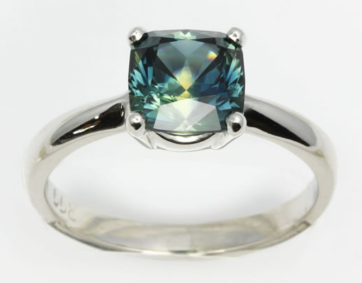 sapphire ring  518
