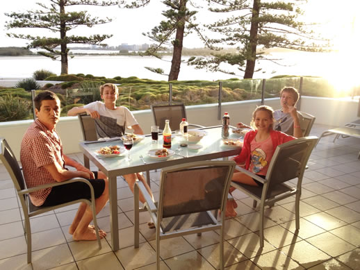 rumba resort caloundra