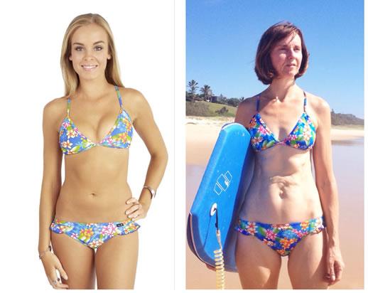 Bikini photo rate