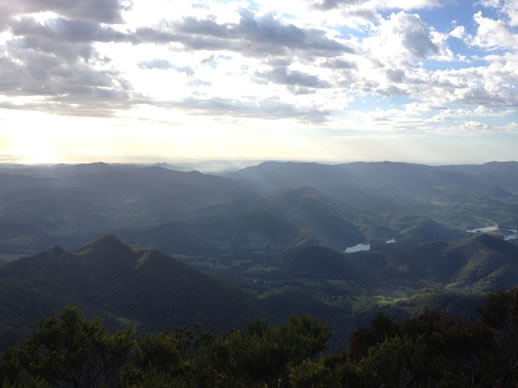 farmstay tweed valley mount warning view