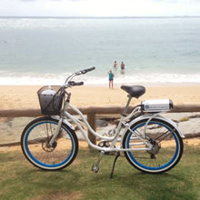 Caloundra electric bike hire