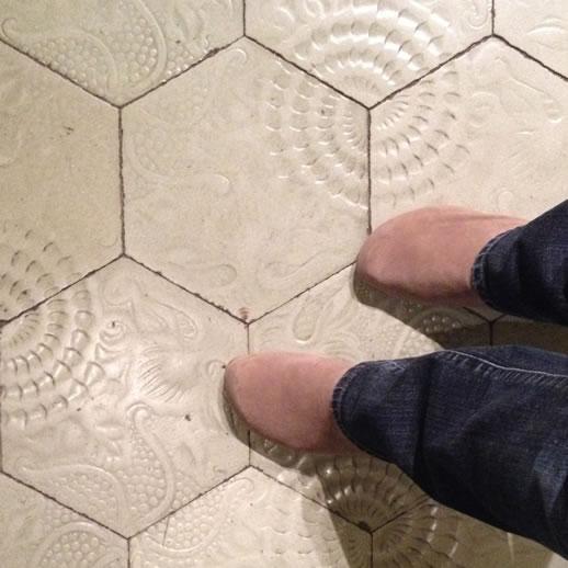 barcelona art tiles