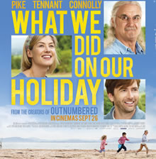 Movie recommendation! What We Did on Our Holiday