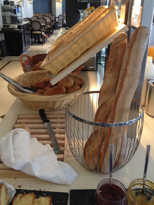 mercure paris gare du nord breakfast 3