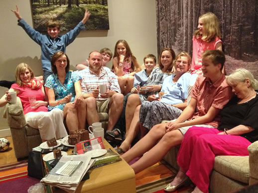 centre parcs family