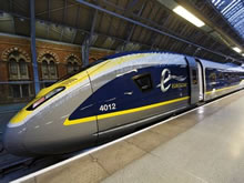 Thumbnail image for All Aboard Eurostar from London to Paris