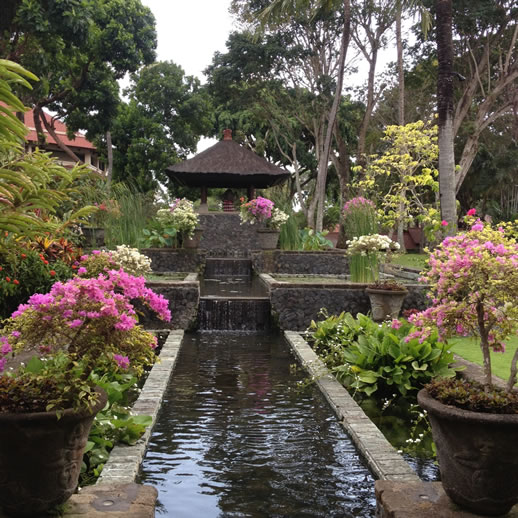 bali intercontinental gardens