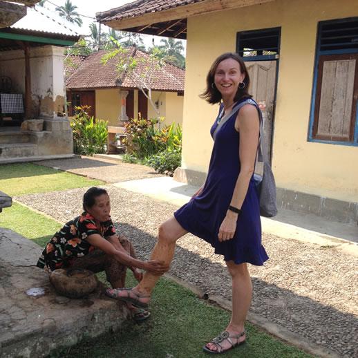 rumah desa granny treatment 3