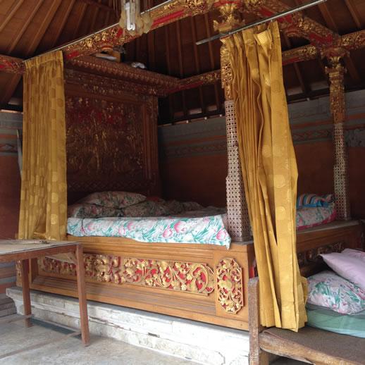 rumah desa grannys room