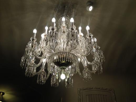 casa pedra chandelier