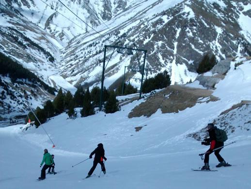nuria ski