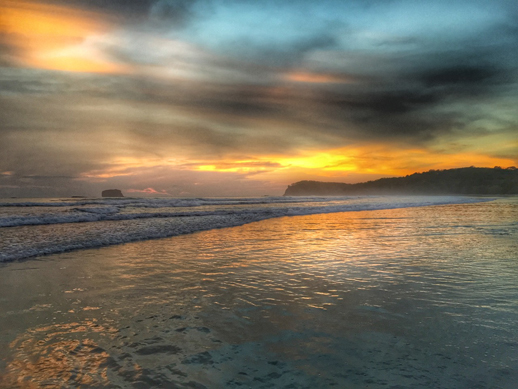 IMAGE 2 - Sunset at Playa Hermosa