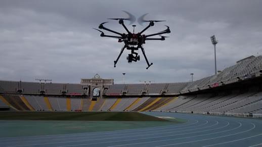drone stadium