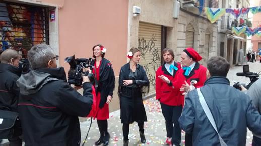filming vila nova