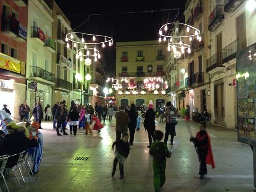 vila nova night