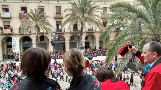 vila nova watching march