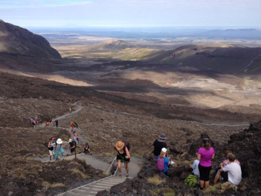 Soda Springs Ski Resort >> Hiking the Tongariro Alpine Crossing: a Classic New Zealand Adventure - GET In the HOT Spot with ...