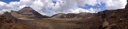 tongariro alpine crossing 7