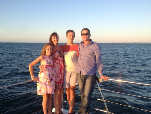 hervey bay sunset cruise 2