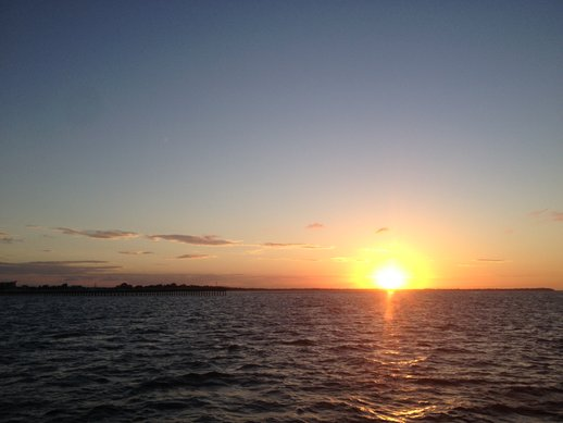 hervey bay sunset cruise 4
