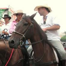 Granada horse parade hipica