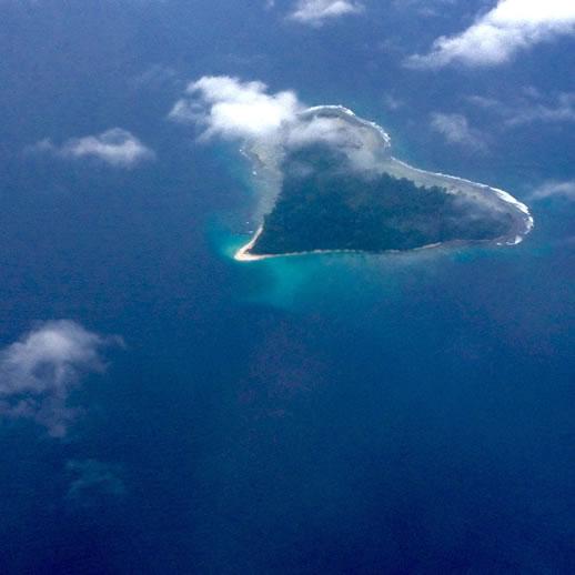 solomon islands heart
