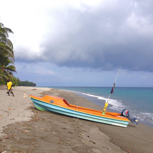 savo-island-sunset-lodge-beach